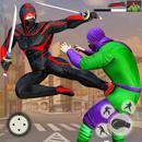 Ninja Superhero Fighting Games: Shadow Last Fight APK