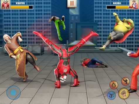 Ninja Superhero Fighting Games: Shadow Last Fight screenshot 8