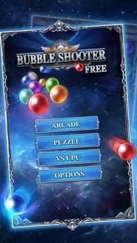 Bubble Shooter Game Free poster
