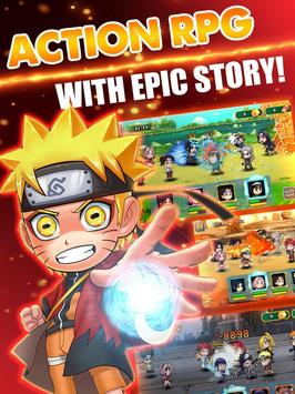 Ninja Rebirth - Naruto Legend poster