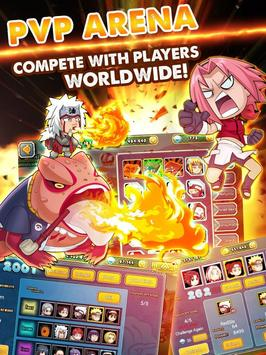 Ninja Rebirth - Naruto Legend screenshot 1