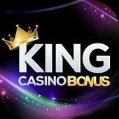 ONLINE CASINO KING – MOBILE CASINO ВОΝUЅЕЅ icon