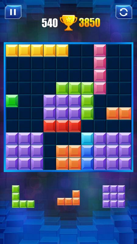 Block Puzzle For Android Apk Download