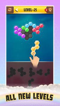 Hexa Puzzle ảnh chụp màn hình 4