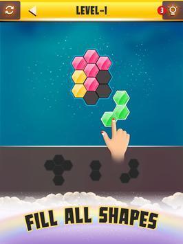 Hexa Puzzle ảnh chụp màn hình 7