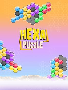 Hexa Puzzle ảnh chụp màn hình 11
