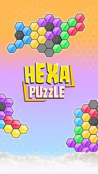 Hexa Puzzle ảnh chụp màn hình 1