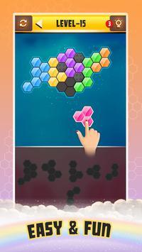 Hexa Puzzle ảnh chụp màn hình 3