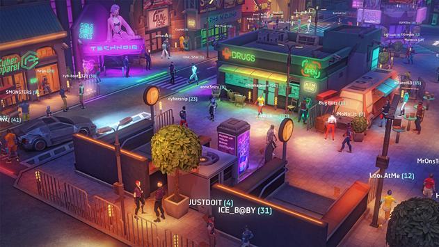 Cyberika screenshot 4