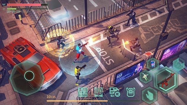 Cyberika captura de pantalla 5