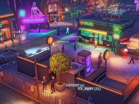 Cyberika captura de pantalla 10