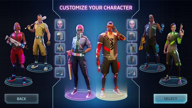 Cyberika captura de pantalla 2