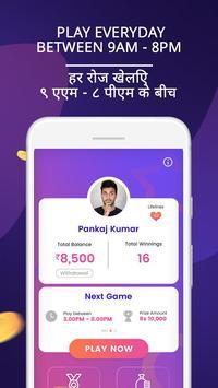Gaming App – GameShow Earn Real Money screenshot 1