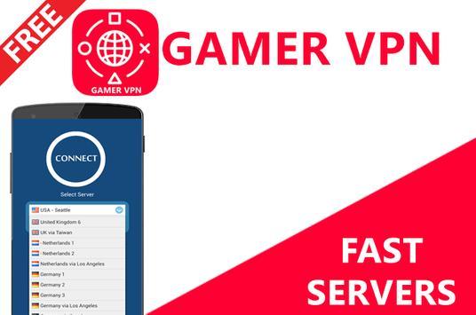 Gamer VPN for Android - APK Download