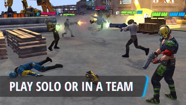 King Hardcore screenshot 1