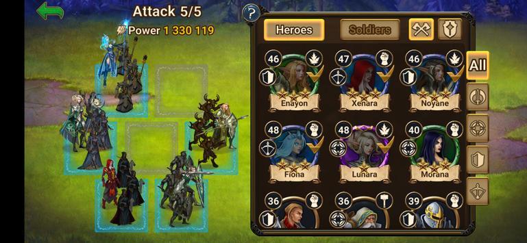 Chaos Lords screenshot 5