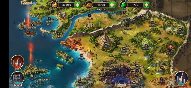 Chaos Lords screenshot 6