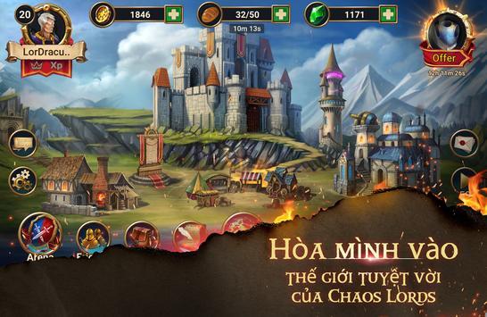 Chaos Lords ảnh chụp màn hình 19