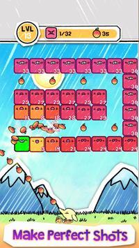 Bust a Mood - Brick Breaker capture d'écran 5