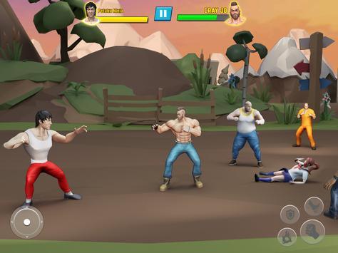 Удар Em Up Борьба Игры: кунг-фу каратэ игры скриншот 10