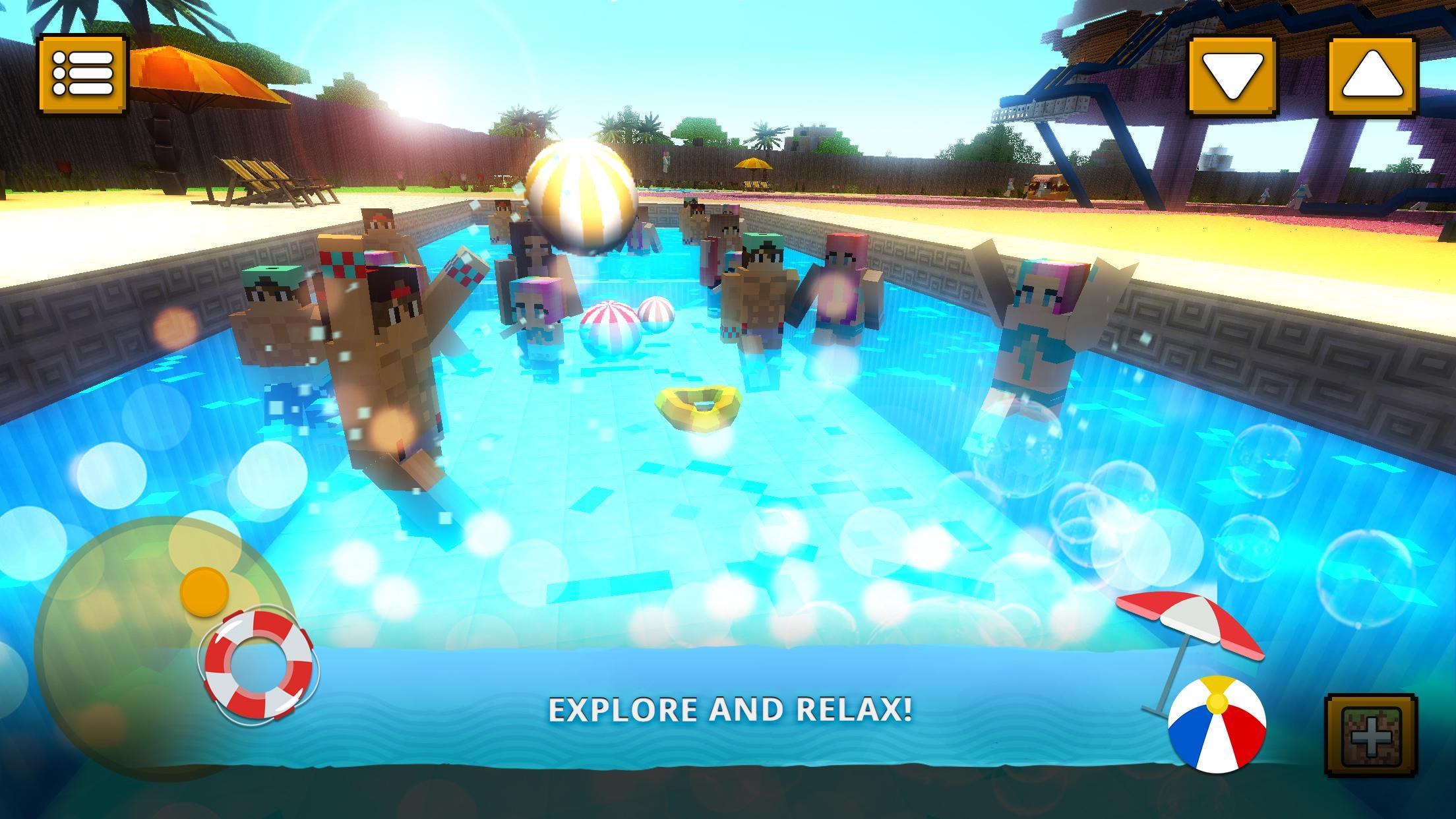 Water Park Craft for Android - APK Download