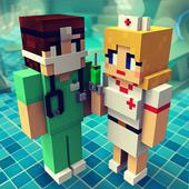 パンデミッククラフト:医者と病院のゲームシミュレーター アイコン