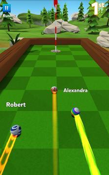 11 Schermata Golf Battle