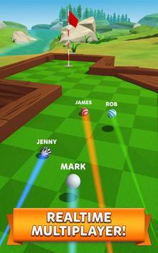 Golf Battle تصوير الشاشة 12