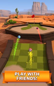 Golf Battle تصوير الشاشة 13