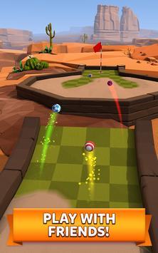 Golf Battle स्क्रीनशॉट 1