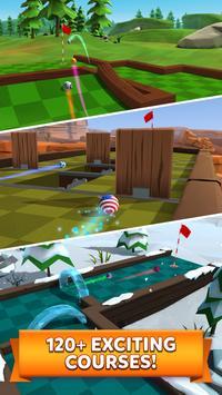 16 Schermata Golf Battle