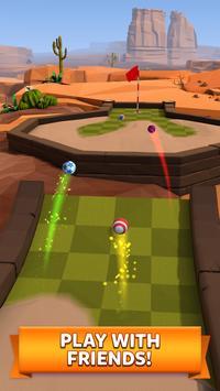 Golf Battle 截图 1