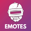 Emotes Viewer for PUBG (Cosmetics, Store and more) APK Android