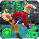 Bodybuilder Fighting Games: Gym Wrestling Club PRO APK