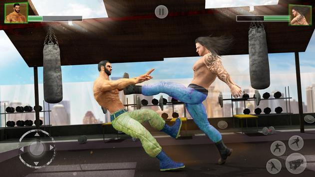 Bodybuilder Fighting Club 2019: Wrestling Games poster