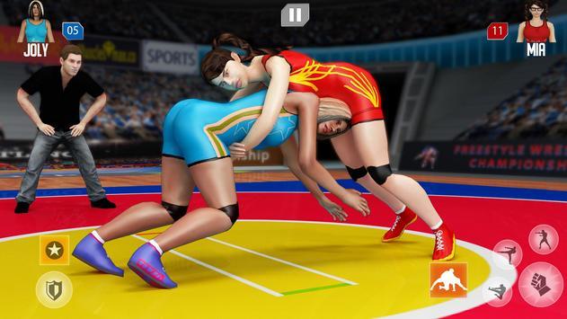 Вольная борьба 2019: Чемпионы мира по борьбе скриншот 1