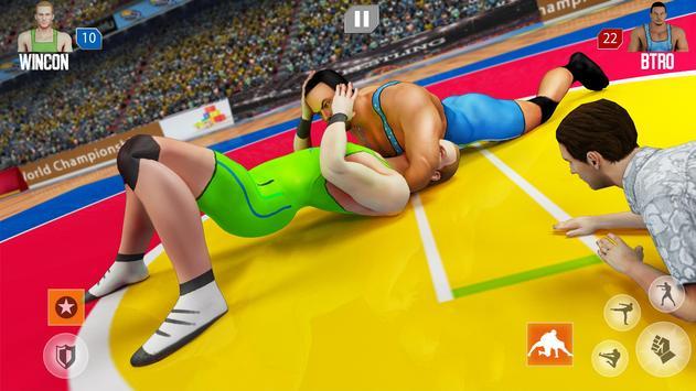 Вольная борьба 2019: Чемпионы мира по борьбе скриншот 3