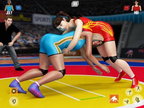 Вольная борьба 2019: Чемпионы мира по борьбе скриншот 6