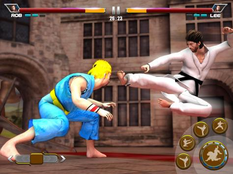 Karate Fighting 2020: Real Kung Fu Master Training screenshot 8