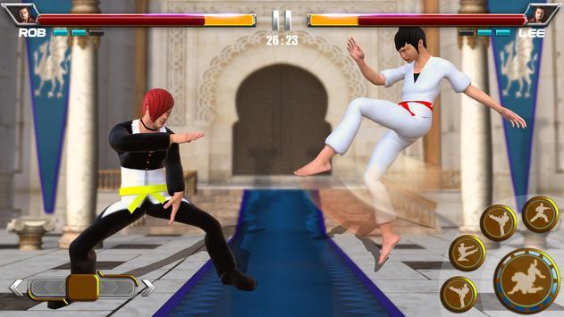Karate Fighting 2020: Real Kung Fu Master Training screenshot 1