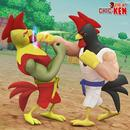 Rooster Fighting : Kung Fu Chicken Battle APK
