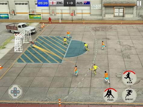 Street Soccer screenshot 5