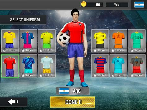 Soccer League Evolution 2021: Play Live Score Game screenshot 14