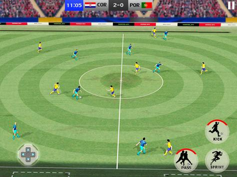 Soccer League Evolution 2021: Play Live Score Game screenshot 11