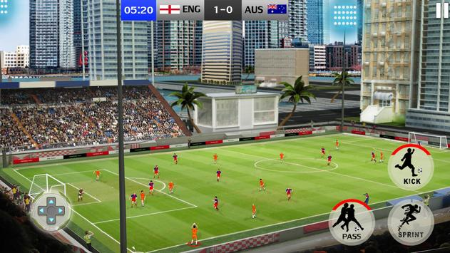 Soccer League Evolution 2021: Play Live Score Game screenshot 2