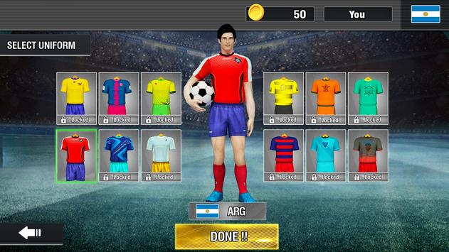 Soccer League Evolution 2021: Play Live Score Game screenshot 4