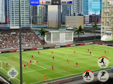 Soccer League Evolution 2021: Play Live Score Game screenshot 7