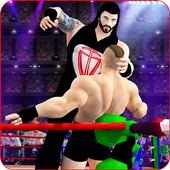 Tag Team Wrestling Game 2020: Cage Ring Fighting icon