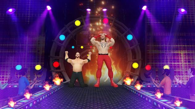 Tag Team Wrestling Game 2020: Cage Ring Fighting screenshot 7