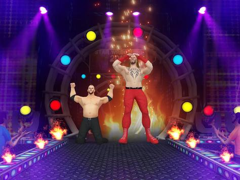 Tag Team Wrestling Game 2020: Cage Ring Fighting screenshot 15